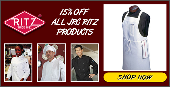 15% off all JRC Ritz Products!