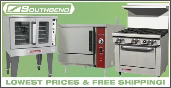 Southbend Low Prices and Free Shipping!