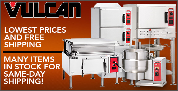 Lowest prices and free shipping on Vulcan!