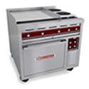 Commercial Electric Ranges - Heavy Duty