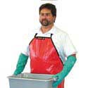 Dishwashing Aprons and Gloves