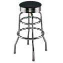 Backless Bar Stools - Metal