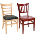 Restaurant Chairs Wood