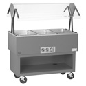 Dual Temperature Food Tables
