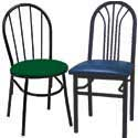 Spoke and Fan Back Chairs