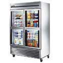 Glass Door Refrigerators - Half Doors