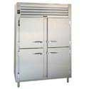 Reach In Refrigerators - Half Doors