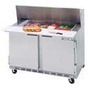 Commercial Prep Tables, Pizza Prep Tables, Refrigerated Prep Units