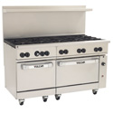 "60"" Commercial Gas Ranges"