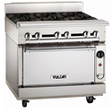 "36"" Commercial Gas Ranges - Heavy Duty"