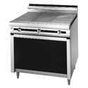 "48""-72"" Commercial Gas Ranges - Heavy Duty"