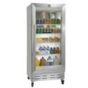 Glass Door Refrigerators - One Door
