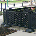 Portable Patio Fencing