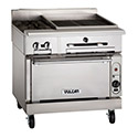 Commercial Gas Ranges - Heavy Duty