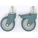Shelving Casters