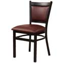 Solid Back Chairs