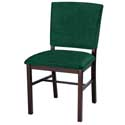 Upholstered Back Chairs