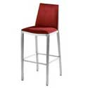 Upholstered Back Bar Stools