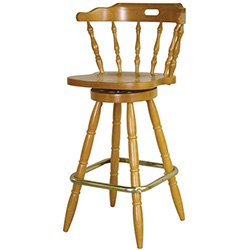 Old Dominion 206 Mate S Bar Stool Wood Seat 22 1 4 Quot W