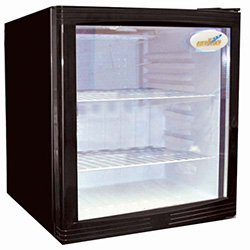 Countertop Height Fridge : Excellence EMM-2S Display Refrigerator - Countertop, 2.3 Cu. Ft.