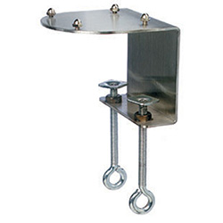 Carlisle Hla20 Clamp For Infrared Gooseneck Food Heat Lamp