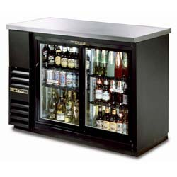 Back Bar Storage Cooler