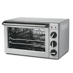 Waring Electric Convection Oven - Light Duty Countertop Four Shelf ...