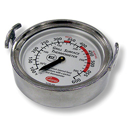 Cooper dial meat thermometer