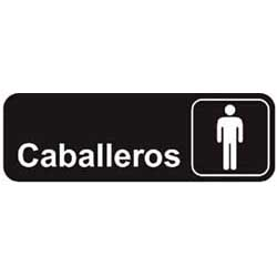 Bathroom Signs English And Spanish bathroom signs in spanish | my web value