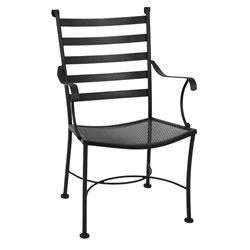 Steel and Wrought Iron Outdoor Furniture
