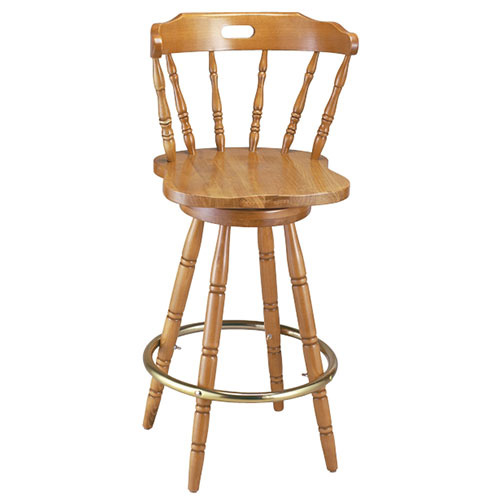 Value series 9850 ss mates 39 bar stool saddle style with wood seat 20 w - Saddle style counter stools ...