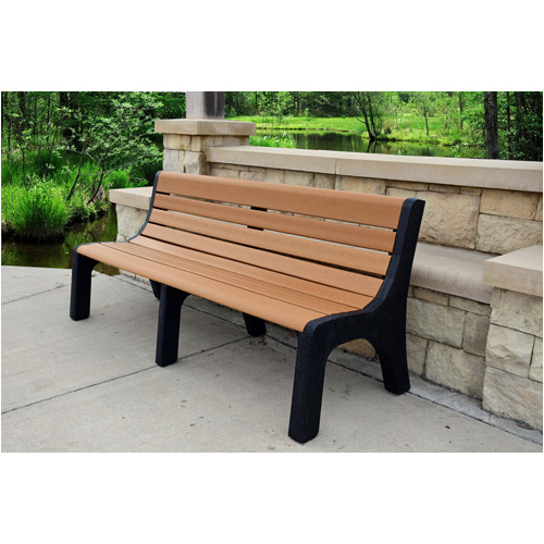 Frog Furnishings Newport Bench 6 Ft Wide
