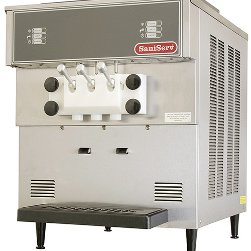 saniserv yogurt machine