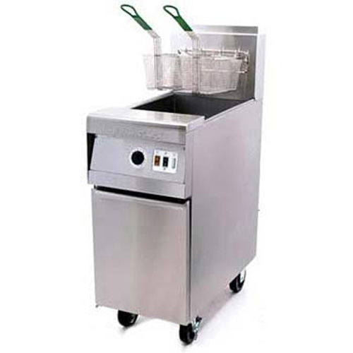 Gas Prices In Sc >> Frymaster MJ45E-SC Performance 50 lb. Oil Capacity Gas ...
