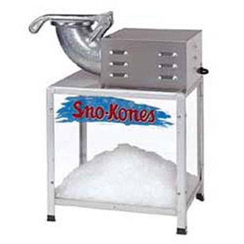 gold medal snow cone machine