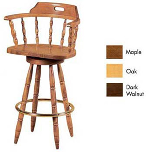 Furniture Imports Captains Swivel Bar Stool Solid Wood Seat : 305 078 from www.centralrestaurant.com size 500 x 500 jpeg 49kB