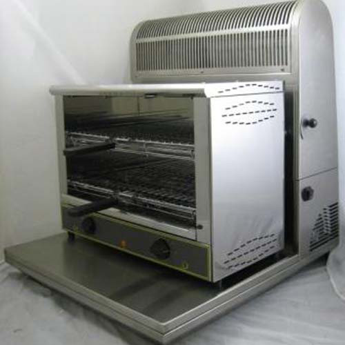 ... Countertop Equipment Ventilation System - For Tall or Rear-Venting