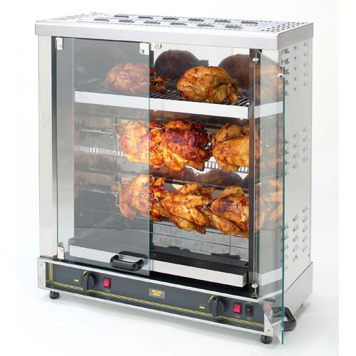 equipex rbe81 rotisserie oven 6 to 8 bird capacity. Black Bedroom Furniture Sets. Home Design Ideas