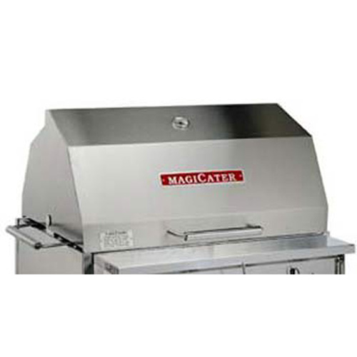 Magikitchn 5225 1514702 30 W Commercial Outdoor Grill Hood