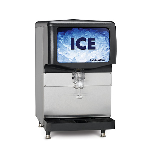Ice-O-Matic IOD150 - Countertop Cube and Nugget Ice Dispenser