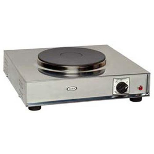 Countertop Stove Burners : Cadco LKR220 Countertop Electric Range - (1) 9