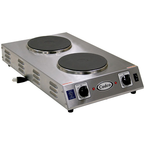 Countertop Stove Burners : ... CDR-2CFB Countertop Electric Range - (2) 7-1/2