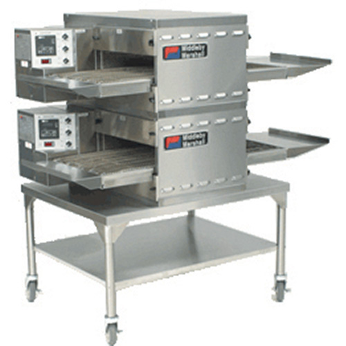 ... PS520G - Digital Countertop Conveyor Oven, Gas, Double Stack, 60