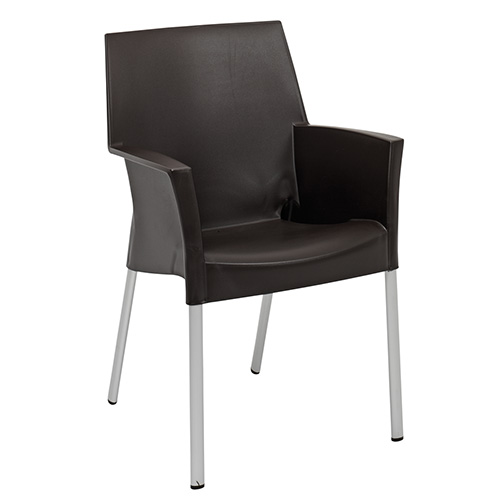 central exclusive 2751100 0450 luna dining chair 18