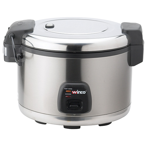 Value Series Rc S300 Rice Cooker 60 Cup Stainless Steel