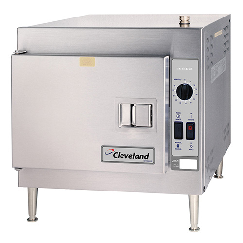 Commercial Countertop Steamer ~ Cleveland range cet electric countertop steamer