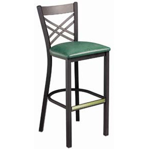 Mts Seating 942 30 Crossback Bar Stool 30 Quot H Seat