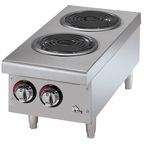 Star 502CF Commercial Electric Hot Plate Coil Burner