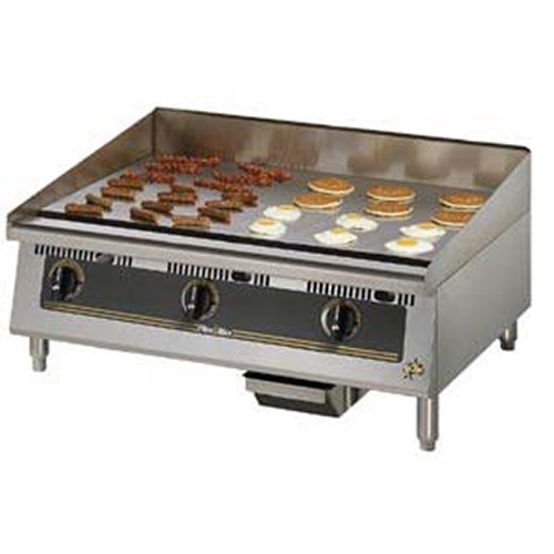 Star Commercial Griddles For Restaurants ~ Star t commercial griddle quot w ultra max heavy duty