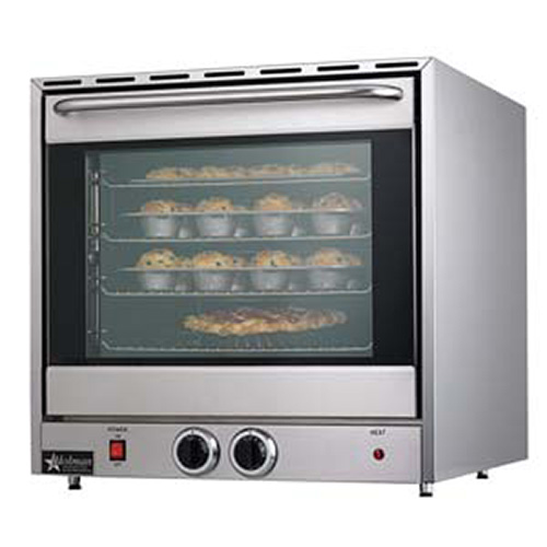 Baking In Countertop Convection Oven : Star CCOF4 Electric Convection Oven - Countertop Holds 4 Full-Size ...